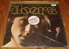 THE DOORS FIRST ALBUM ORIGINAL MASTER RECORDS STILL SEALED IN BAGGY W/ STICKERS