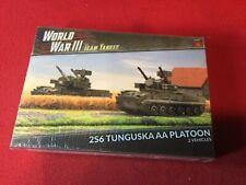 Team Yankee Tsbx27 Soviet Tunguska Aa Platoon, New