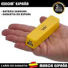 PowerBank para teléfono móvil tablet 1200mah Batería Externa Power Bank