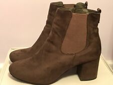 Womens Ankle Boots size 10 by Top Moda