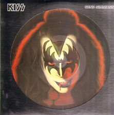 Kiss - Gene Simmons Picture Disc LP - NEW COPY - Import