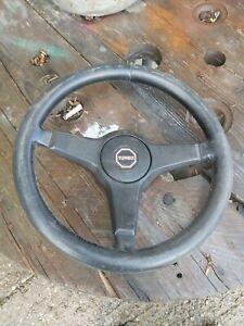 MG Metro Turbo Steering Wheel