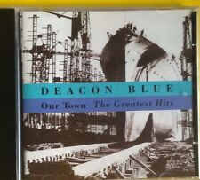 Deacon Blue Greatest Hits CD NEW SEALED Real Gone Kid/Wages Day/Dignity/Loaded+