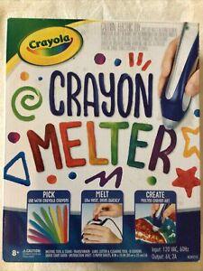 Crayola Crayon Melter ~ Melting Art for Kids ~ Multicolor New Sealed Box