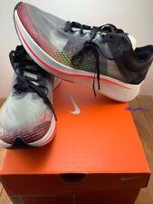 Mens Nike Zoom Fly SP Fast Black/Red Orbit size 11.5 (BV6105-001)