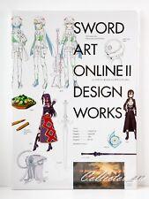 7 - 14 Days JP | Sword Art Online II Design Works Art Book