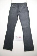 Levi's 529 bootcut noir Cod.E1126 Taille 45 W31 L34 jeans d'occassion boyfriend
