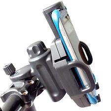 Starke Motorrad Handy Halterung Lenkstange Smartphone Fahrrad Roller Halter IP24