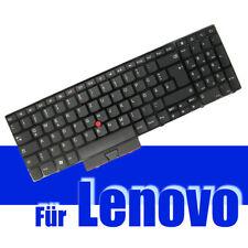 DE Tastatur f. Lenovo ThinkPad Edge E520 E525 Series 04W0848 QWERTZ NEU