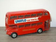 AEC Routemaster 64 Seater London Transport van Budgie Toy England *24896