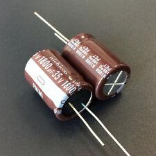 10pcs 1800uF 35V Nichicon PM 18x25mm 35V1800uF Super Low Impedance Capacitor