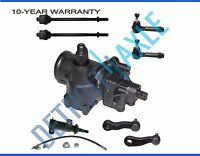 8pc Complete Front Suspension Power Steering Gearbox Chevrolet Truck's 1500