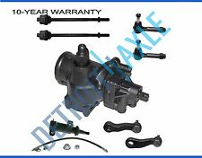 8pc Complete Front Suspension  Power Steering Gearbox Chevrolet Truck's 1500 4WD