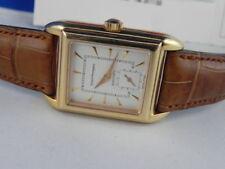 Relojes de pulsera Automatic oro de cuero