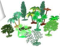 Vintage Trees and Palm Trees. New Ray and Similar. 1/32 Made in China, Hong Kong