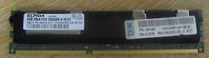 ELPIDA 4GB PC3-10600R DDR3-1333 REGISTERED ECC MEMORY MODULE EBJ41HE4BDFA-DJ-F