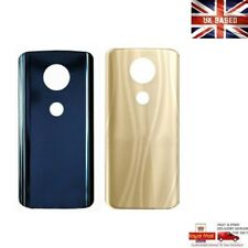 NEW Battery Back Cover Door Panel For Motorola Moto G6 Play XT1922 UK STOCK BLUE