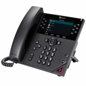 Polycom VVX450 Twelve-line Business IP Desk Phone with Colour Display