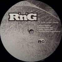 "R'n'G - I Love Your Smile (12"") Vinyl Schallplatte - 18162"