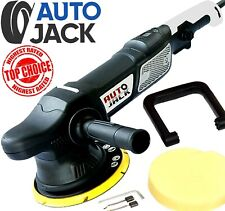 Professional Dual Action DA Car Polisher Buffer Sander Polishing Waxing Kit 240v