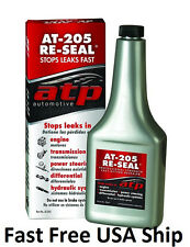 ATP STOP LEAK oil Conditioner gasket RE-SEAL Plow Truck Hydraulic Sealer at-205