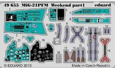 EDUARD MODELS 1/48 Aircraft- MiG21PFM Weekend for EDU (Painted) EDU49655