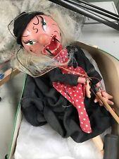 Pelham Puppet SM Witch