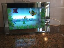 Rare Disney Tinkerbell Moving Picture Light