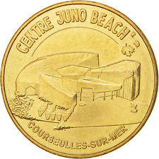 [#94266] France, Tourist Token, 14/ Centre Juno Beach, 2013, Monnaie de Paris