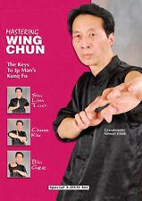 WING CHUN VOL-1-2-3 (3 DVD Set)