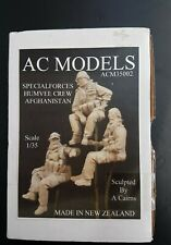 AC Models ACM35002 Resin Special Forces Humvee Crew Afghanistan 1/35 by A Cairns