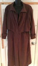 J. Jill  Women's 10 Brown Coat
