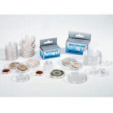 10 capsules pour pieces de monnaie diametre au choix 14 à 41 millimetres