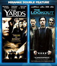 NEW The Yards / The Lookout (Miramax Double Feature) [Blu-ray] Factory Sealed