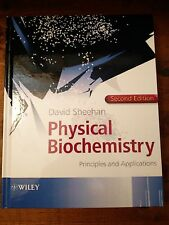 Physical Biochemistry, second edition, ISBN: 9780470856024, like new!!