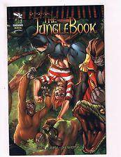 Jungle Book # 1 NM 1st Print Variant Cover E Gatefold Zenescope Comic Book S70