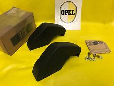 NEW + Original Vauxhall Monza Senator A Set Rubber Horns Bumper Rear NOS GSE