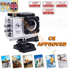 For GoPro HD Helmet Sport Action Video Camera 1080P 12MP Waterproof A3