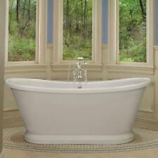 BC Designs 1580 x 750 Acrylic Freestanding Boat Bath - Ex-Display Bargain!!!!!