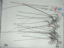 Lot of 20 Flexible Cup Forceps Scissors Olympus Acmi R. Wolf Gynescope Storz