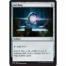 Magic the Gathering MTG - Commander 2018 - C18 - Sol Ring