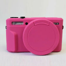 Weich Silikon Kamera Haut Schutzgehäuse Gehäusedeckel Schutz für Canon G7 X
