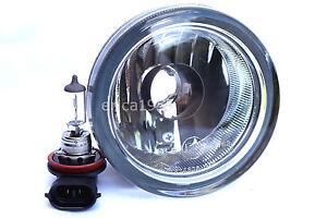 Glass Driving Fog Light Lamp Passenger Side For 2002-2004 Aerio 2007-2010 SX4