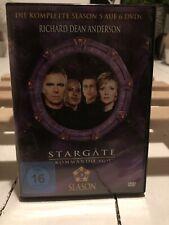 Stargate Kommando SG 1 - Season 5 Box  [6 DVDs] (2008)
