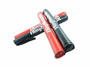 RingMaster Precision Training Sticks Boxing MMA Punch Mitts Precision Focus Pads