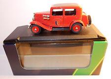 OLD ELIGOR CITROEN ROSALIE SAPEURS POMPIERS 1933 REF 100009 IN BOX 1/43