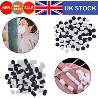 Cord Locks Toggles Silicone Adjustable Stoppers for Elastic Drawstring Closures