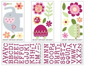 Jumbo Joy Removable Wall Decals by NoJo
