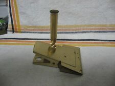 OLD FASHION Vintage Retro Style Clip On Brass Pen Holder ~Pat Products K&McD Inc