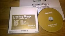 CD Pop Stealing Sheep - Into The Diamond Sun (11 Song) HEAVENLY cb Presskit